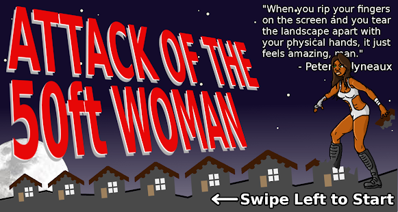 Attack of the 50ft Woman - screenshot thumbnail