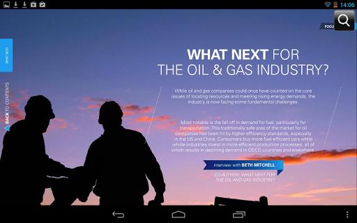 Focus on Oil Gas