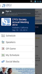 CPCU Society Annual Meeting - screenshot thumbnail