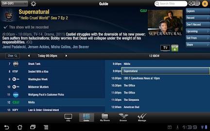 TiVo Tablet (Obsolete) Screenshot 4