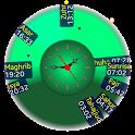 SOFTnet Solat Times icon