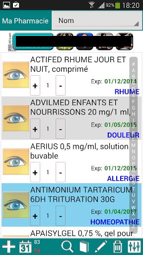 Ma Pharmacie Armoire