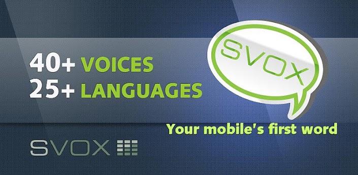 SVOX UK English Oliver Voice v3.1.0