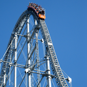 Top 10 Roller Coasters Asia