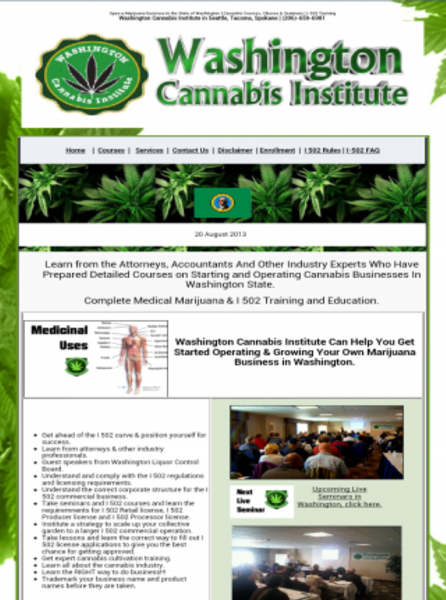 Washington Cannabis Institute - Android Apps on Google Play