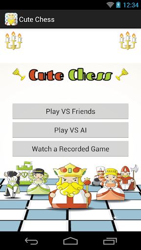 Chess Game Cute For Android