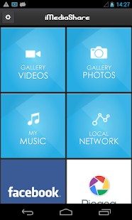 iMediaShare Personal - screenshot thumbnail