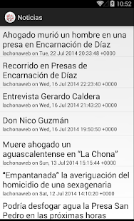 La Chona Web- screenshot thumbnail