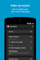 Screenshot of Puzzle Alarm Clock