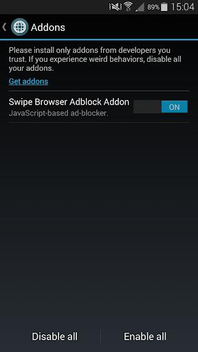 免費下載工具APP|Swipe Browser Adblock Addon app開箱文|APP開箱王