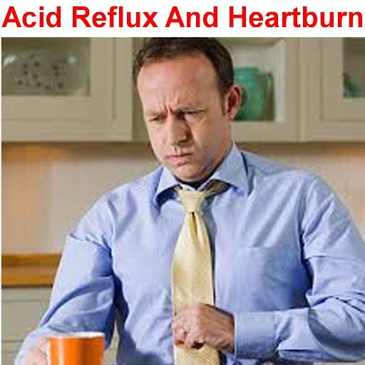 Acid Reflux And Heartburn