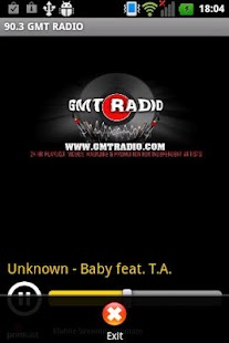 90.3 GMT RADIO - screenshot thumbnail