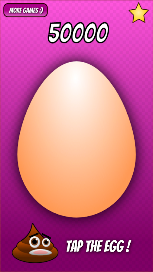 Poo Egg Tamago clickers - screenshot