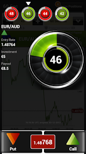 GOptions Binary Options - screenshot thumbnail