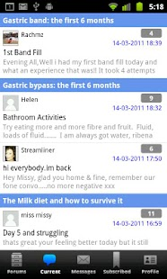 Weight Loss Surgery Forum - screenshot thumbnail