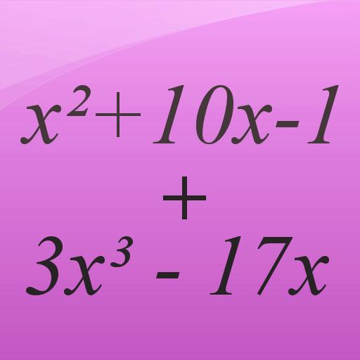Polynomials Math