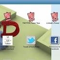 Social Media Brand Quotient icon