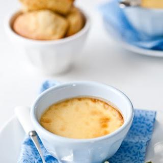 Honey Lemon Pots De Creme