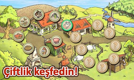 Oyun çocuklar için çiftlik screenshot thumbnail