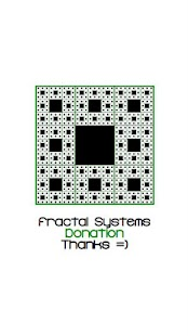 Fractal Systems Donation - screenshot thumbnail