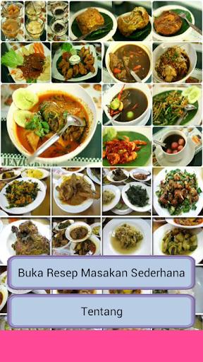 99 Resep Masakan Sederhana