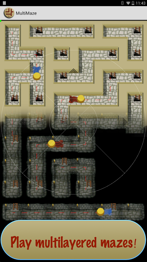 MultiMaze- screenshot