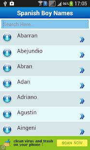 Spanish Baby Names Meaning Kostenlos Spielen