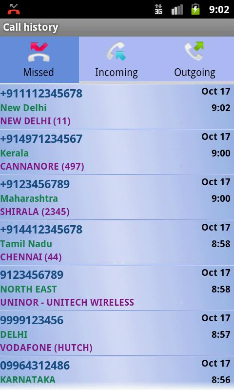 ShaPlus Caller Info (India)- screenshot