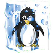 Ice Cube Penguin