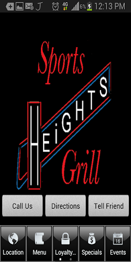 Heights Sports Grill