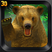Bear 3D simulator -Wild Attack