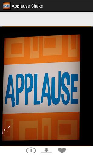Applause - Motion Sensor Clap