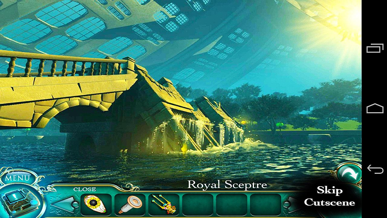 Empress of the Deep - screenshot