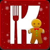 Plätzchen backen - Weihnachten
