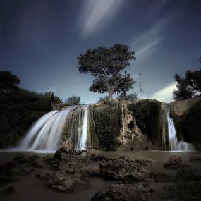 toroan waterfalls, Madura by 777aan Aan - Instagram & Mobile iPhone