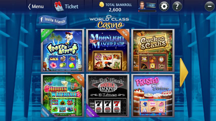 Mystischen casino