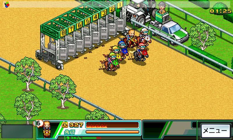G1牧場ステークス screenshot #22