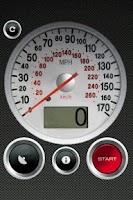 Screenshot of GPS Speed Pro