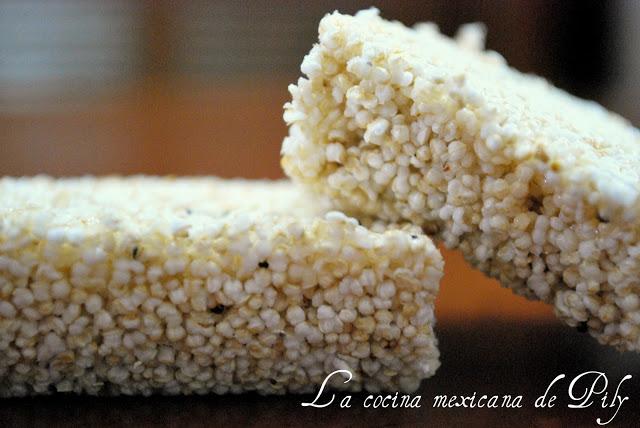 Alegria Amaranth Candy Recipe
