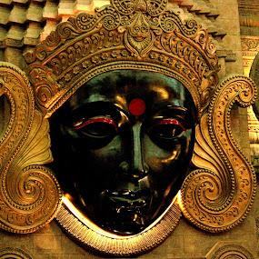 Dark Lord by Vaibhav Nahar - Buildings & Architecture Places of Worship ( #kod #god #worship #architecture #buddha )