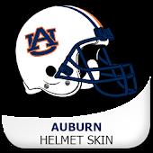 Auburn Helmet Skin
