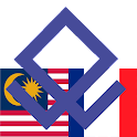 Malay French Dictionary icon