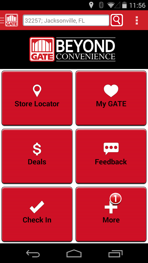 My GATE Store - screenshot
