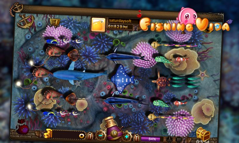 Fishing Vida - screenshot