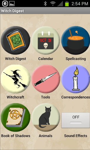 Witch Digest