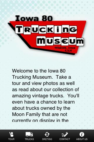 Iowa 80 Museum- screenshot