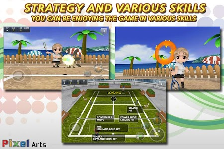 Pocket Tennis v1.8 (Mod)