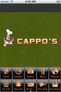 Cappos Casual Dining- screenshot thumbnail
