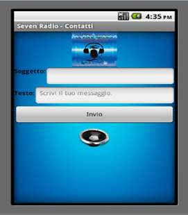 Seven Radio- screenshot thumbnail