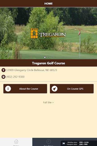 Tregaron Golf